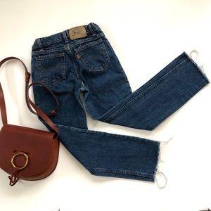 TINY! Vintage Levi's 305 slim jeans